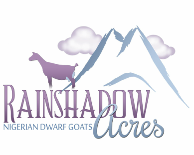 Rainshadow Acres<br />Nigerian Dwarf Goats